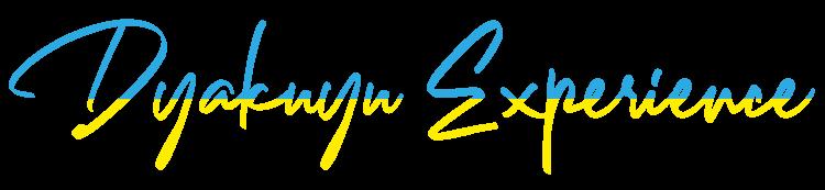 Dyakuyu Experience Ucranianas