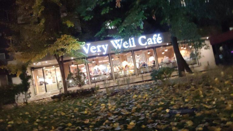Veri Well Café en kiev